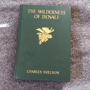 The Wilderness of Denali-Sheldon Book